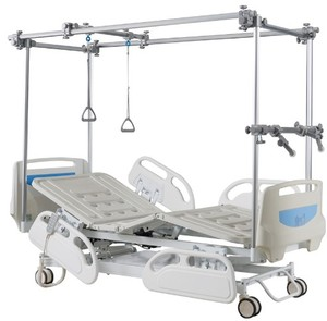 ELECTRIC ORTHOPEDIC PHYSIOTHERAPY TRACTION BED