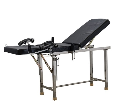HOSPITAL GYNECOLOGICAL DELIVERY EXAM BED